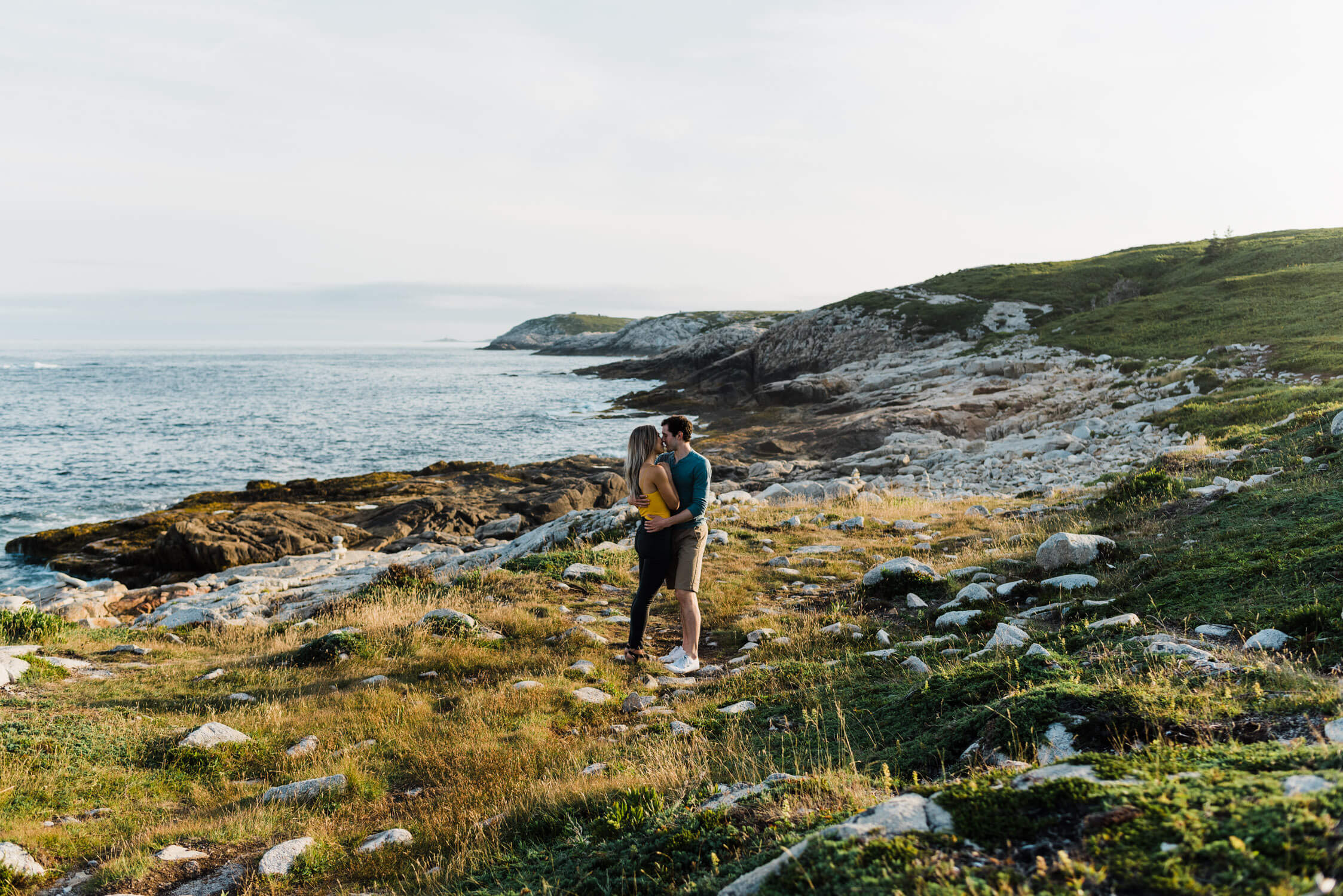 engagement at duncan's cove