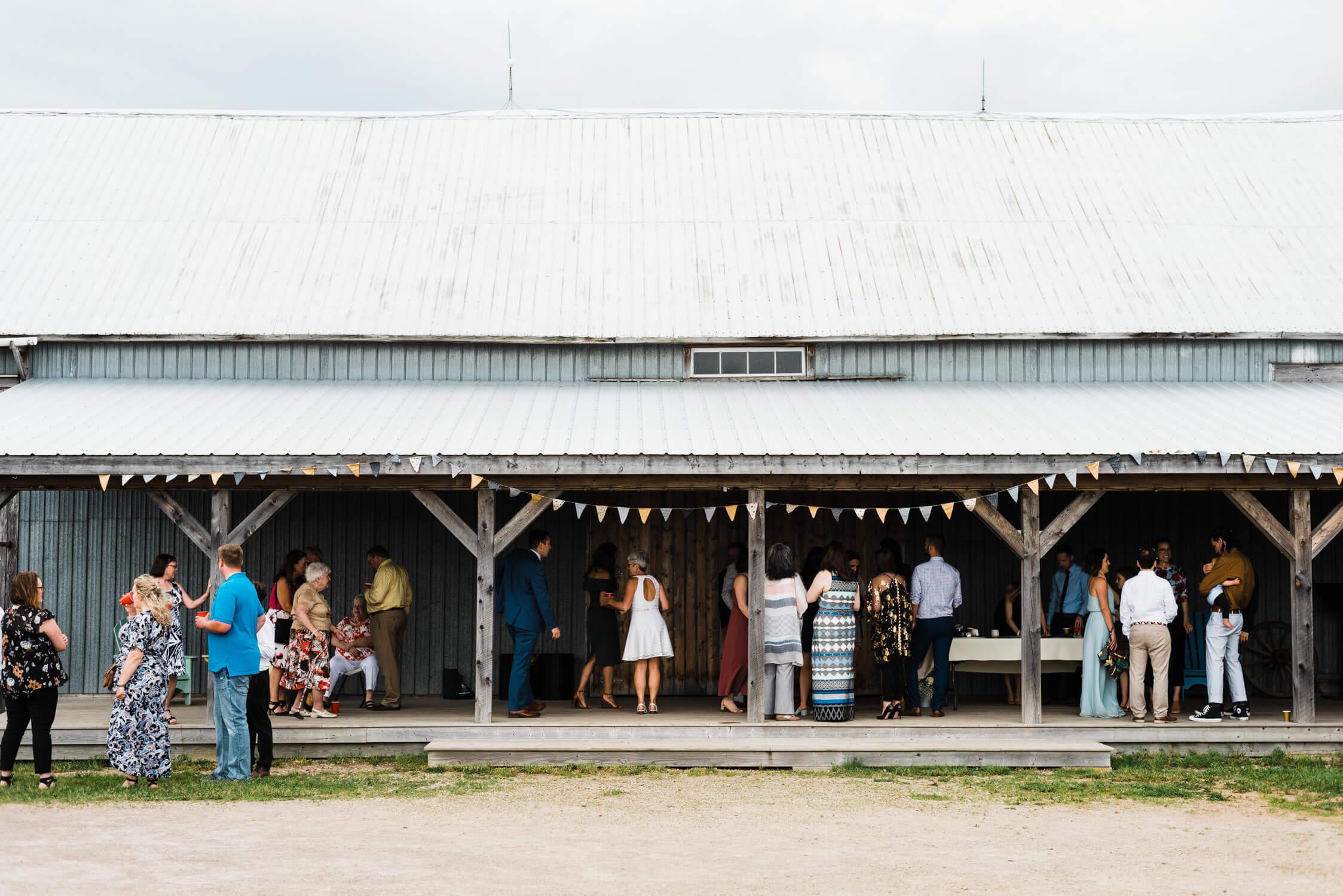 new brunswick music barn wedding